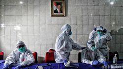 336 Orang Terinfeksi Corona di Kalbar, 20 Persennya Tenaga Medis