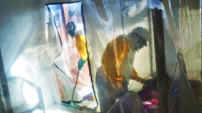 Kawasan timur laut Kongo dinyatakan terbebas dari wabah Ebola. Meski begitu, sejumlah wilayah lain di Kongo masih terus berjibaku melawan virus mematikan itu.