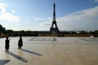 Untuk destinasi top ketiga diduduki oleh Paris, Prancis. (Foto: Getty Images)