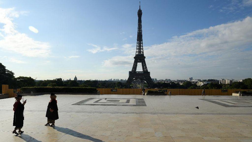 Tertinggi ke-6 di Dunia, Prancis Catat 30.000 Kasus Kematian Corona