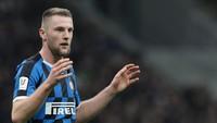 Milan Skriniar Tegaskan Kesetiaannya untuk Inter