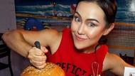 Potret Wanita Imut yang Bisa Melahap 5,5 Kg Mi Sapi Sekali Makan