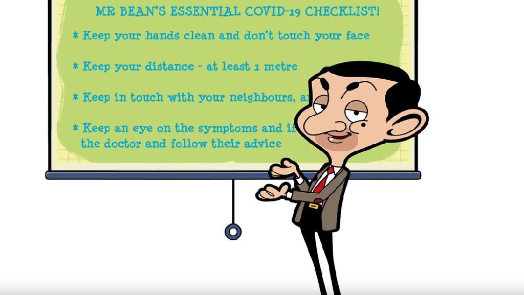Video Kesehatan WHO Terbaru: Ada Mr Bean!