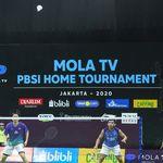 Jadwal Mola TV PBSI Home Tournament Ganda Campuran