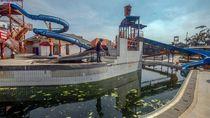 Gegara Corona, Waterpark di Bogor Jadi Kolam Ikan Lele Loh