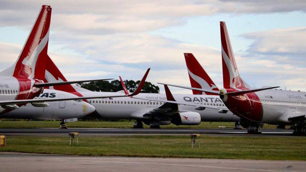 Qantas Airways Rugi US$ 1,9 M, Bakal Ada PHK Lagi?