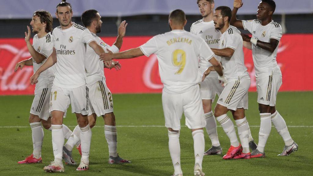 Deretan Kontroversi Real Madrid di 3 Laga Terakhir
