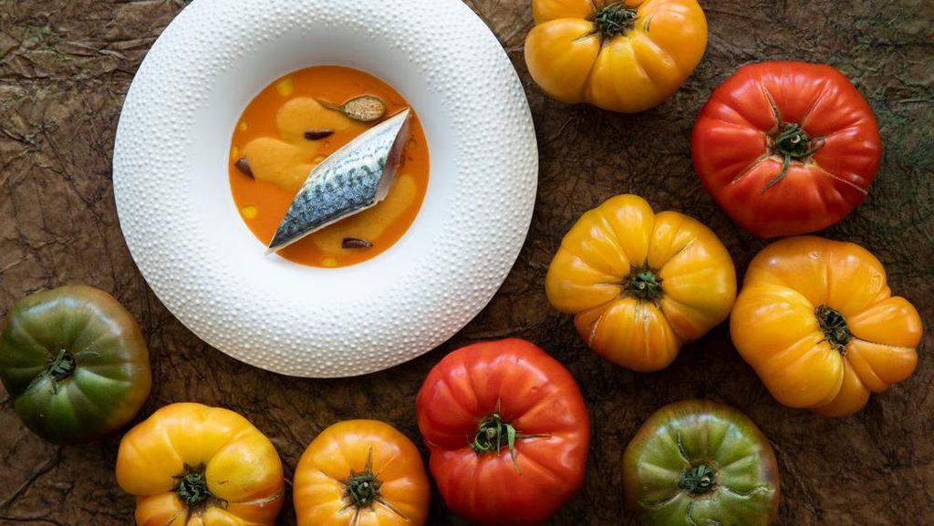 Pakai Fase Bulan, Restoran Terbaik di Dunia Ini Sajikan Makanan Alami