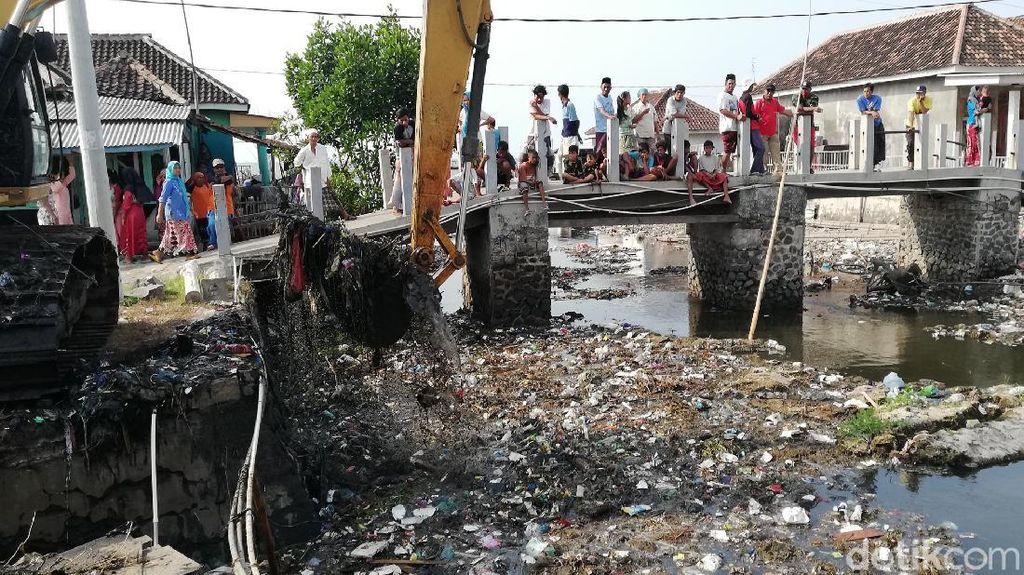 TPS Akan Dibangun Demi Warga Tak Buang Sampah ke Sungai Lagi di Pasuruan