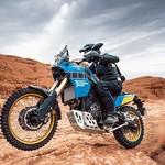 Gantengnya Motor Petualang Terbaru Yamaha