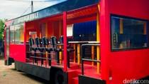 Angkringan ala Sulawesi, Ngopi di Mobil yang Disulap Jadi Kafe