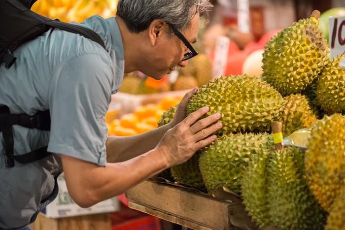 Aroma durian