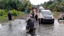 Diguyur Hujan Deras, 9 Desa di Malangke Barat Luwu Utara Kebanjiran