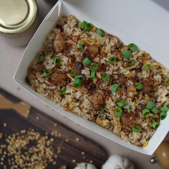Chef Tiarbah Cerita Soal Nasi Goreng Dendeng Lemak