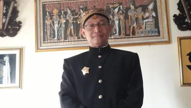 Dosen Sastra Arab Fakultas Ilmu Budaya (FIB) UGM Abdul Jawat Nur