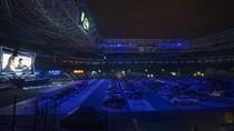 Gegara Corona, Stadion Bola di Brasil Jadi Lokasi Bioskop Drive-In
