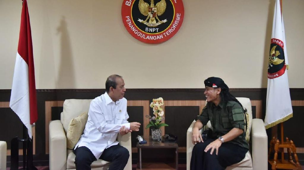 BNPT - Gus Miftah Bersinergi Perangi Terorisme & Radikalisme