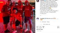 Mo Salah Cs Banggakan Gelar Liga Inggris di Instagram