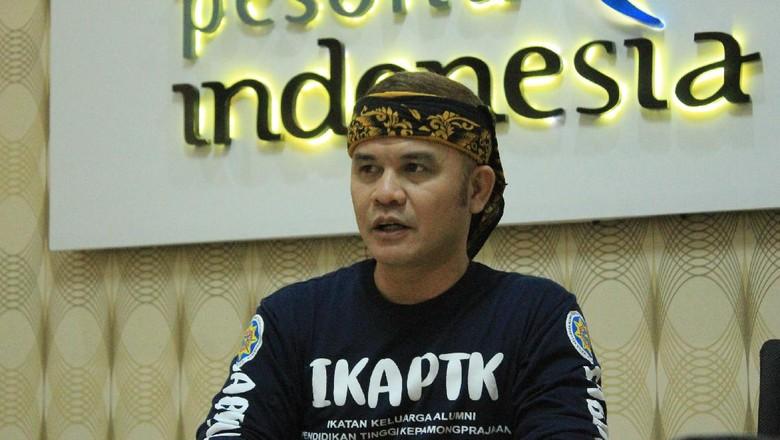 Kadispar Bandung Yosep Nugraha