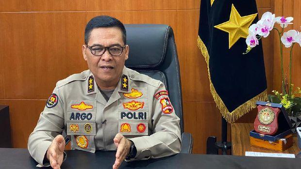 Kepala Divisi Humas Polri, Irjen Argo Yuwono,