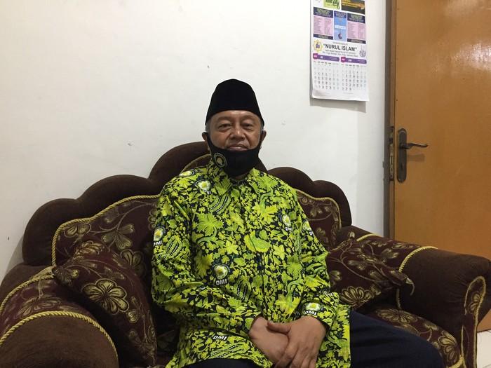 Kepala Masjid Nurul Islam Harijanto