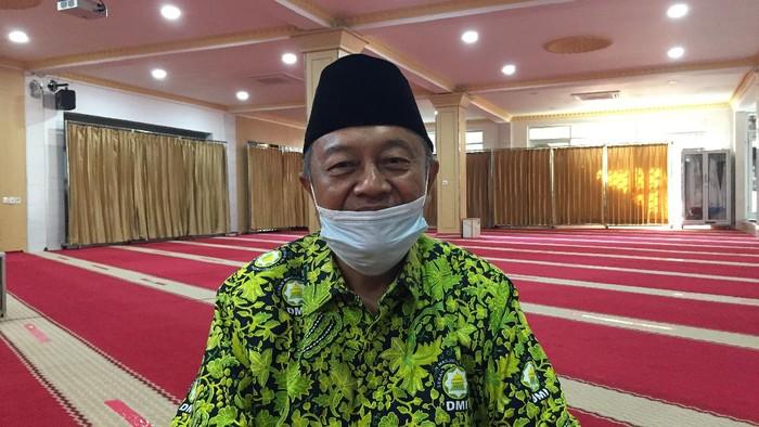 Kepala Masjid Nurul Islam Harijanto.