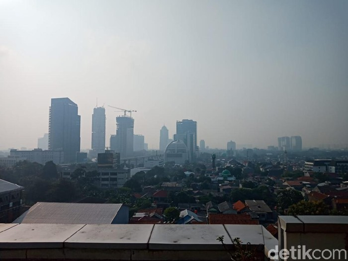 Kondisi Udara Jakarta 26 Juni 2020