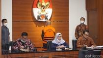 KPK Tahan Direktur PT HTK Tersangka Pengembangan Kasus Bowo Sidik