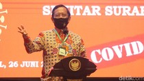 Cegah Corona di Pilkada, Mahfud Minta Pimpinan Parpol Kendalikan Pendukung