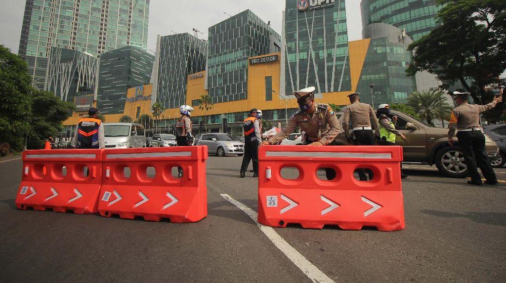 Kasus Corona Masih Tinggi Surabaya Raya Perketat PSBB