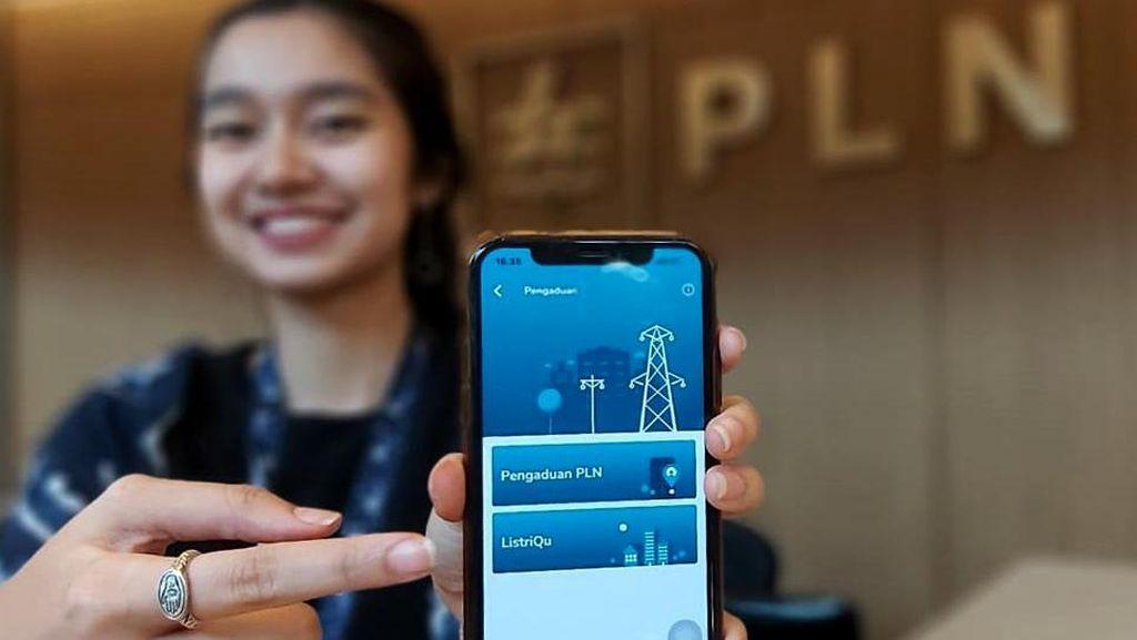 Mengintip Aplikasi New PLN Mobile