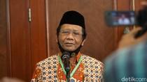 Mahfud Md: Perpres Pelibatan TNI Tangani Terorisme Tengah Disiapkan