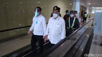 New Normal, Menhub Blusukan ke Bandara Kulon Progo