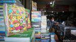 Pedagang Buku Kwitang Bertahan di Masa Pandemi