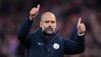 Manchester City Mau Ikat Guardiola Lebih Lama