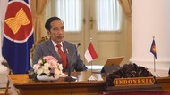 Jokowi Minta Segera Keluarkan Anggaran Kesehatan!