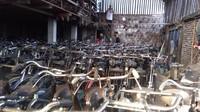 Gara-gara wabah Corona, Pramono juga sampai menjual koleksi sepedanya. Jumlahnya yang laku mencapai 100-200 buah. (Eko Susanto/detikcom)
