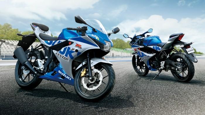 Suzuki GSX-R125 Edisi MotoGP