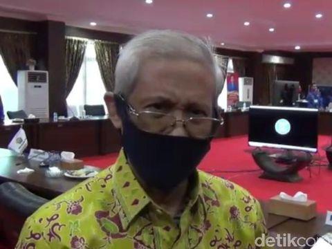 Wakil Gubernur Sulawesi Tenggara (Sultra) Lukman Abunawas (Sitti-detikcom).