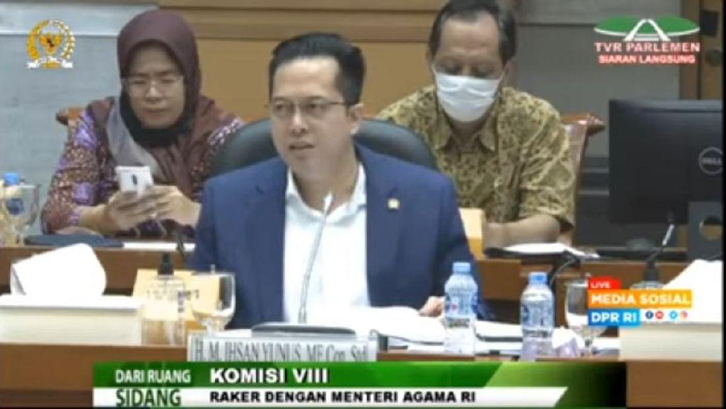 Pimpinan Komisi VIII Soroti Alokasi untuk VPN di Anggaran Kemenag 2021
