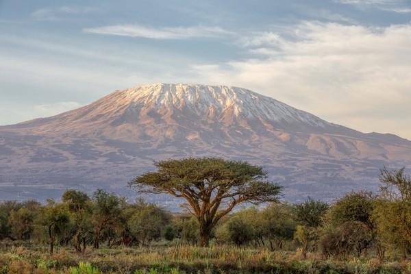 1. Gunung KilimanjaroDi Tanzania terdapat salah satu gunung tertinggi di dunia yakni Gunung Kilimanjaro. Tinggi gunung ini mencapai 5,895 meter di atas permukaan laut. Saking tingginya, puncaknya sampai tertutup es! Traveler dapat mendaki ke Puncak Kilimanjaro melalui 7 jalur, yakni Machame, Marangu, Rongai, Lemosho, Umbwe, Shira, dan Mweka. (Foto: iStock)