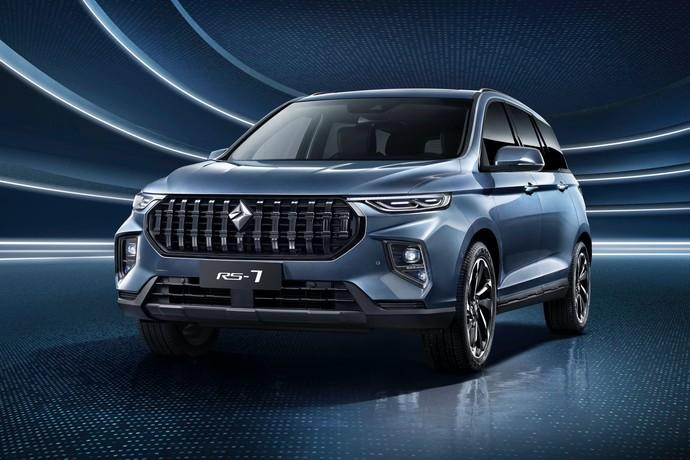 Wuling Perkenalkan SUV Baojun RS-7