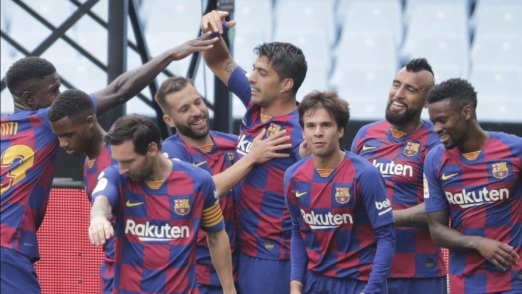 Villarreal Vs Barcelona: Bisa Balik ke Jalur Kemenangan, Blaugrana?