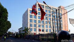 Kibarkan Bendera, PDIP Juga Merahkan Yogyakarta