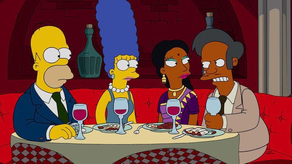 The Simpsons Setop Pakai Aktor Kulit Putih Isi Suara Karakter Kulit Berwarna