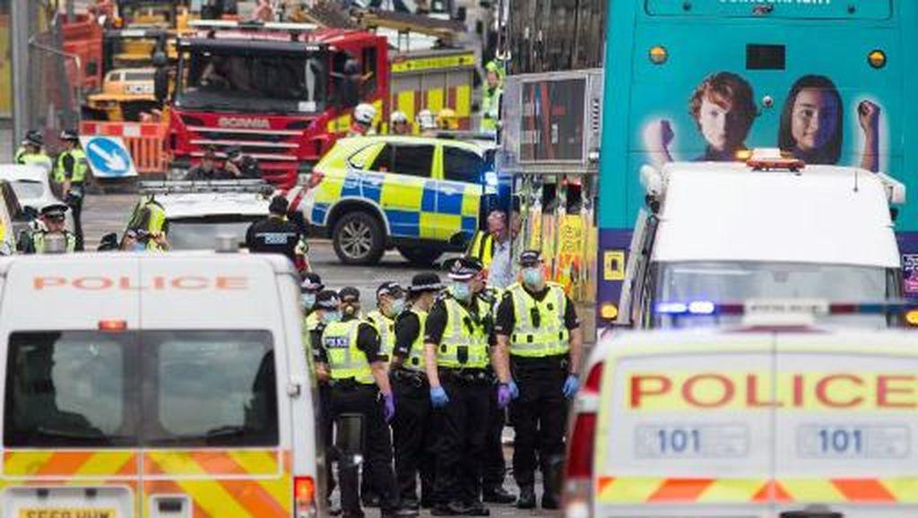 Insiden Penusukan di Glasgow Skotlandia, 6 Terluka-Pelaku Ditembak Mati