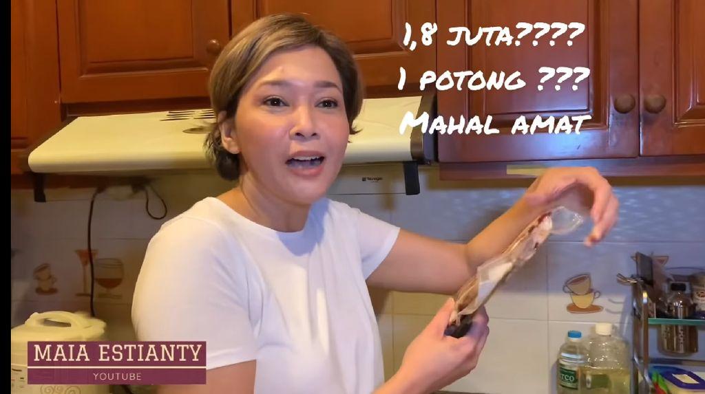 Masak Steak Mahal Rp 1,8 Juta, Dul Malah Minta Mentahannya