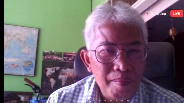 Guru Besar FKM UI Budi Haryanto