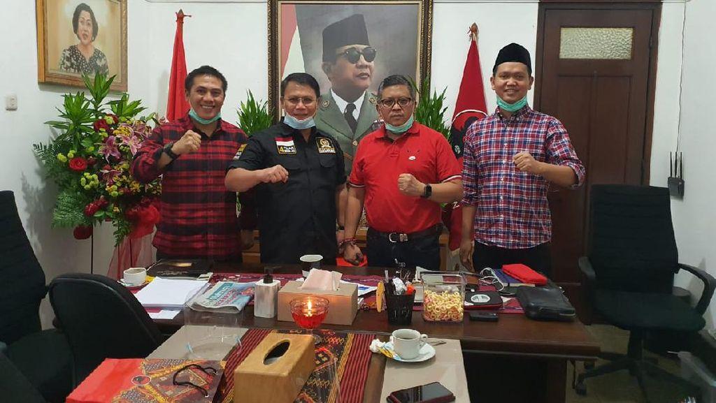 Bertemu Hasto 2 Jam, Deng Ical Bahas Komitmen di Makassar