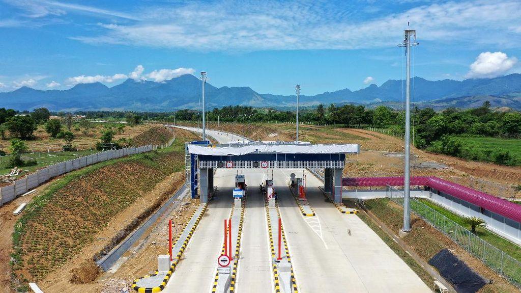 Pengumuman! Tol Banda Aceh-Sigli Operasi Akhir Juni